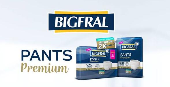 Lançamento da Campanha Bigfral Pants Premim