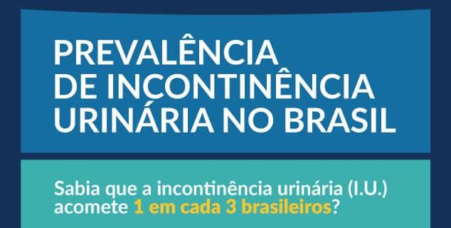 PESQUISA BIGFRAL-IPEC SOBRE PREVALÊNCIA DE INCONTINÊNCIA URINÁRIA E DERMATITE NO BRASIL